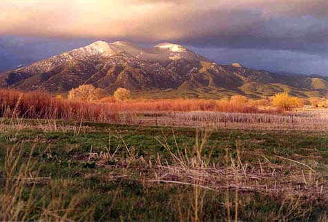 Image: The Taos Mountain