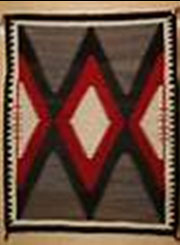 Taos Art School - Pearl Sunrise Weaving